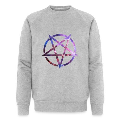 Cosmic Pentagramm - Men's Organic Sweatshirt