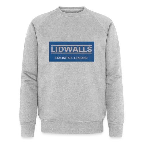 Lidwalls Stålbåtar - Ekologisk sweatshirt herr från Stanley & Stella