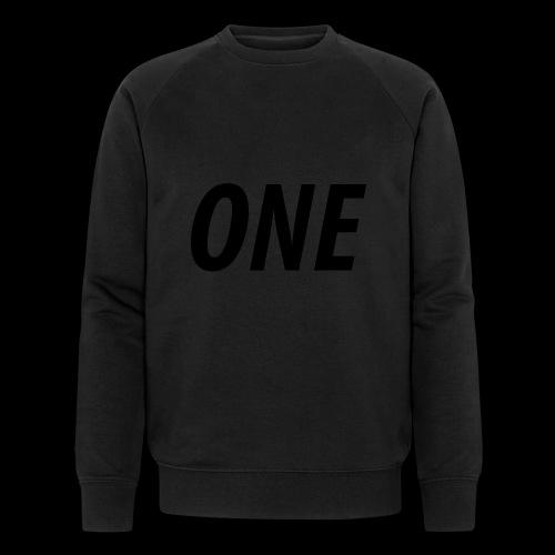 WEAREONE x LETTERS - Mannen bio sweatshirt