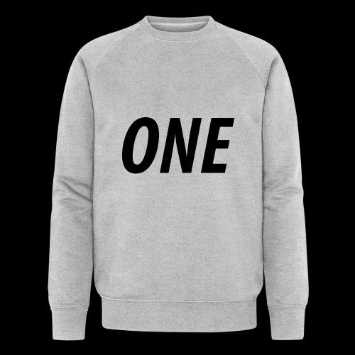 WEAREONE x LETTERS - Mannen bio sweatshirt van Stanley & Stella