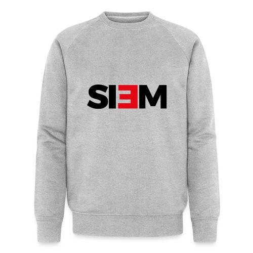 siem_zwart - Mannen bio sweatshirt van Stanley & Stella