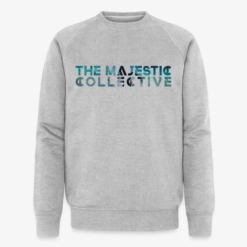 The Majestic Collective - Pixelish - Men's Organic Sweatshirt by Stanley & Stella