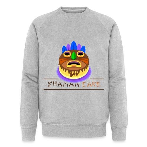 Shaman Cake Official - Felpa ecologica da uomo di Stanley & Stella