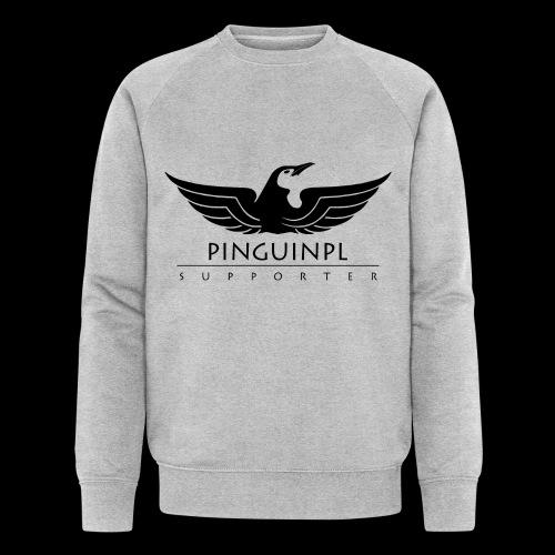 zwolennikiem Blackline - Ekologiczna bluza męska