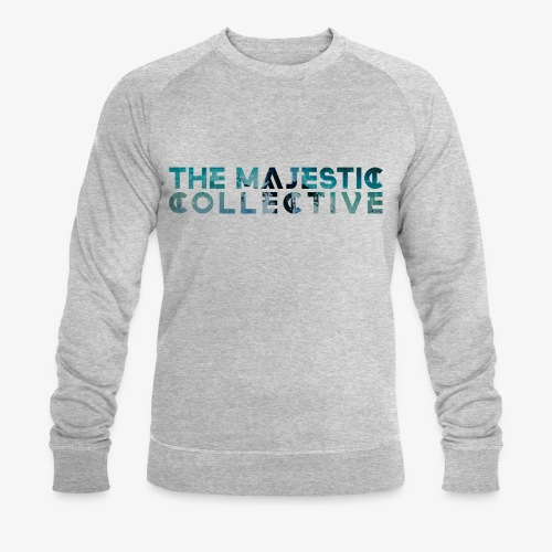 The Majestic Collective - Pixelish - Men's Organic Sweatshirt by Stanley & Stella