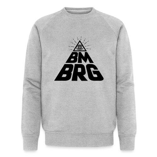 BMBRG Auge - Männer Bio-Sweatshirt von Stanley & Stella