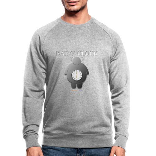 Eat o clock tshirt - Sweat-shirt bio