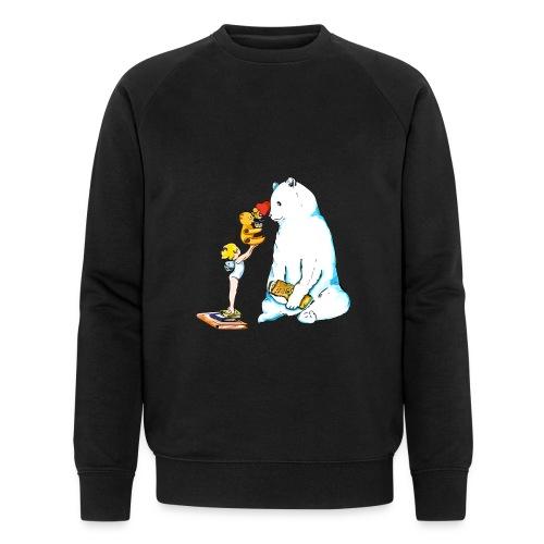 Le cadeau - Sweat-shirt bio Stanley & Stella Homme