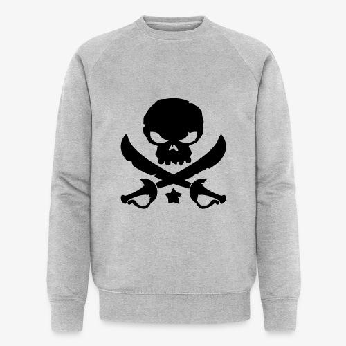 Pirate Destroy - Sweat-shirt bio Stanley & Stella Homme