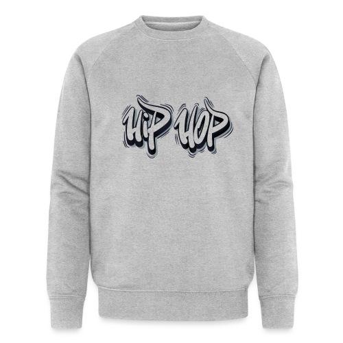 Hip Hop Graffiti Style - Økologisk sweatshirt til herrer