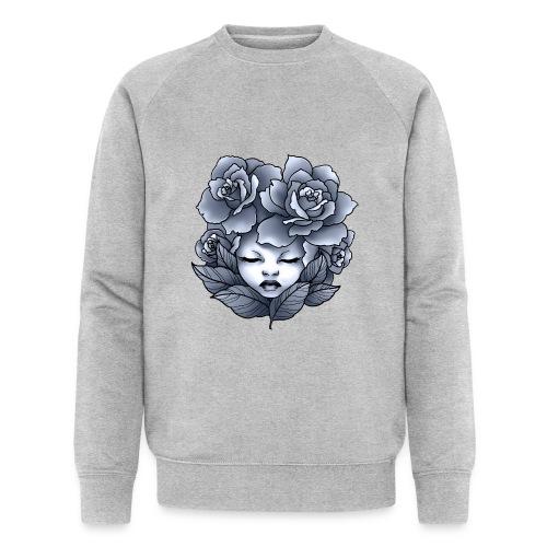 Flower Head - Sweat-shirt bio