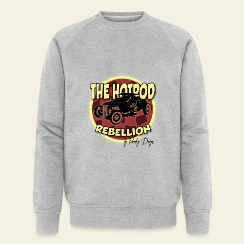 hotrod rebellion - Økologisk Stanley & Stella sweatshirt til herrer