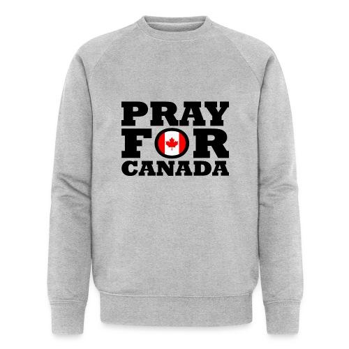 Kanada - Männer Bio-Sweatshirt von Stanley & Stella