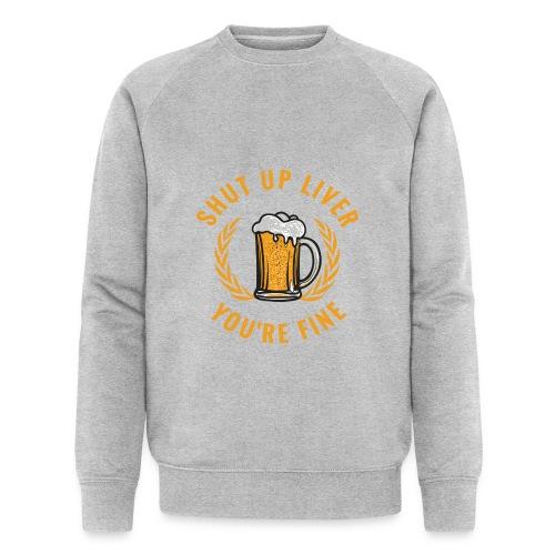 Beer Design - Stanley & Stellan miesten luomucollegepaita