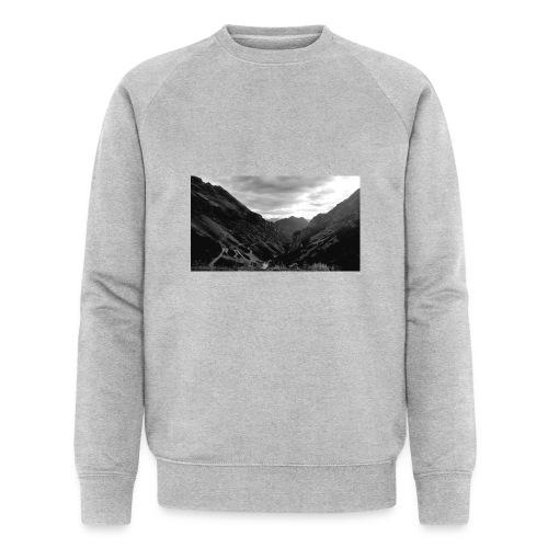 Wanderlust - Mannen bio sweatshirt