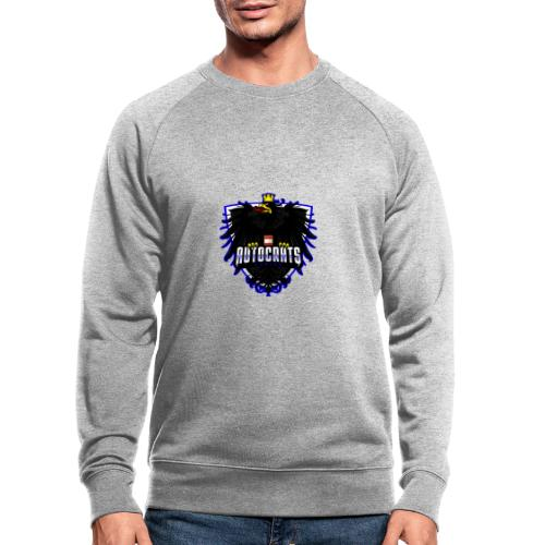 AUTocrats blue - Männer Bio-Sweatshirt