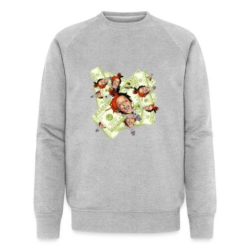 dollar - Men's Organic Sweatshirt by Stanley & Stella