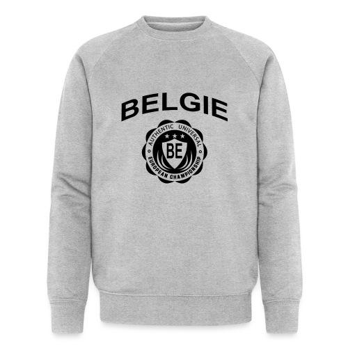 België - Mannen bio sweatshirt van Stanley & Stella