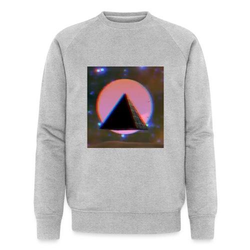 Pyramide - Männer Bio-Sweatshirt von Stanley & Stella