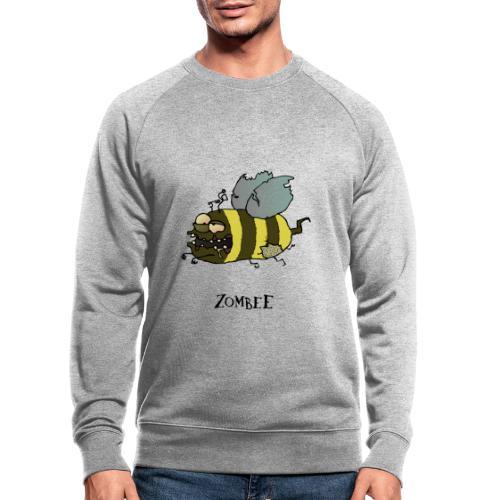Zombee - Männer Bio-Sweatshirt