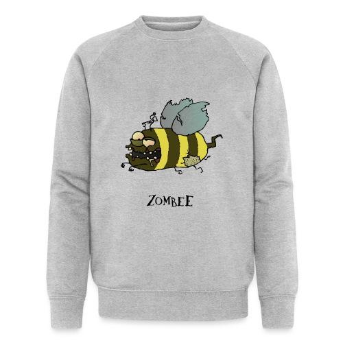 Zombee - Männer Bio-Sweatshirt von Stanley & Stella