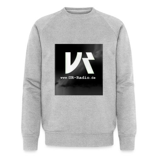 logo spreadshirt - Männer Bio-Sweatshirt