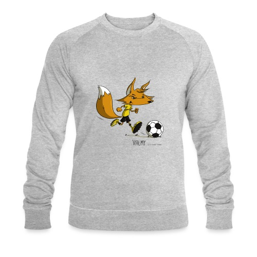 Valmy mascotte - Sweat-shirt bio