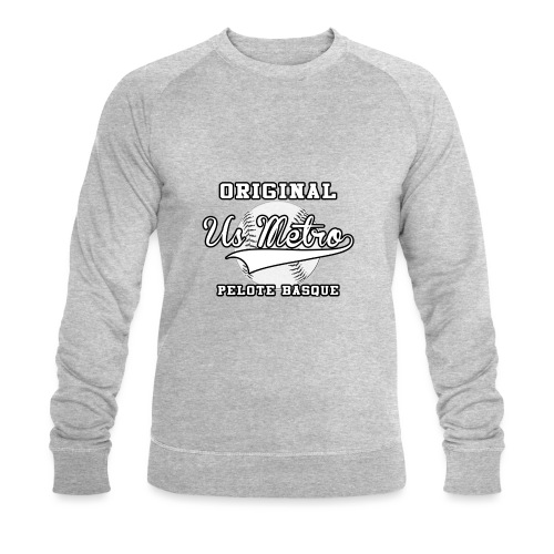 origiinalUSMETRO2 png - Sweat-shirt bio