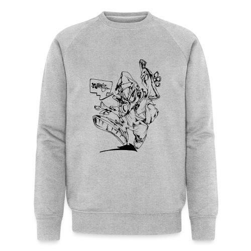 Writers Revenge - Økologisk sweatshirt til herrer
