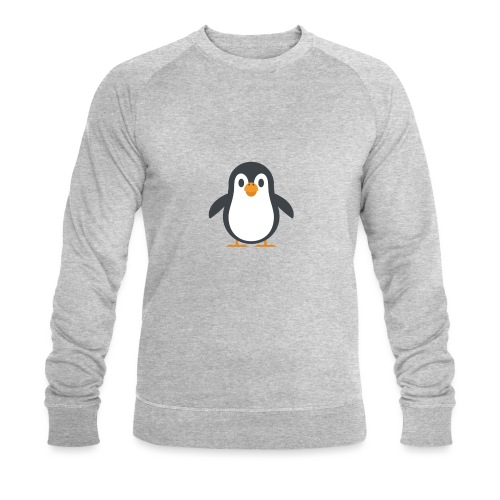 Pinguin - Männer Bio-Sweatshirt