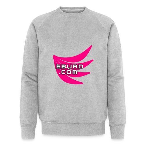 EBURD LOGO GROSS - Männer Bio-Sweatshirt von Stanley & Stella