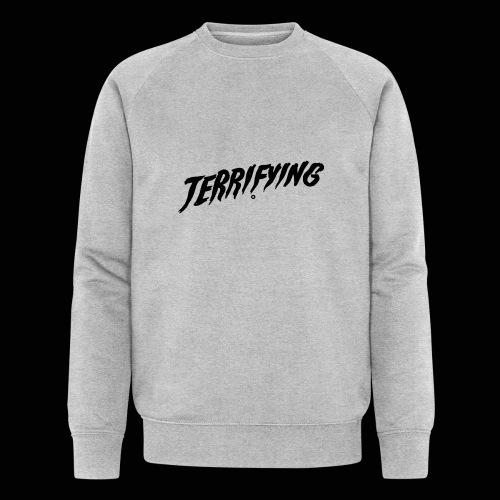Terrifying, la peur graphique ! - Sweat-shirt bio Stanley & Stella Homme