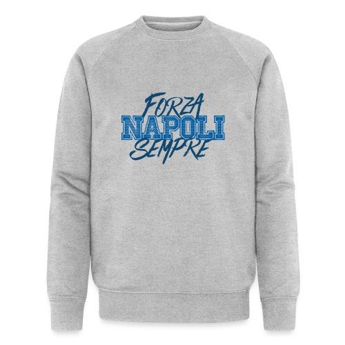 Forza Napoli Sempre - Felpa ecologica da uomo di Stanley & Stella