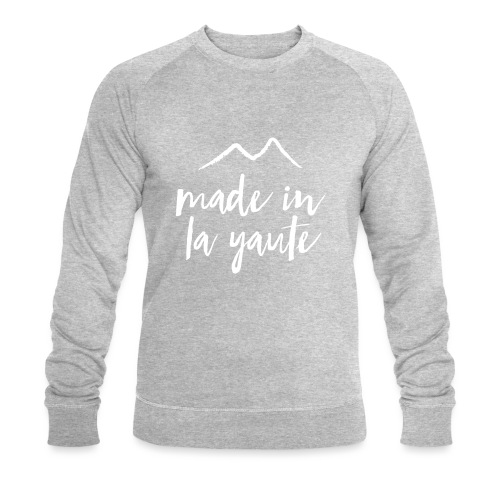 Made in la yaute - Sweat-shirt bio Stanley & Stella Homme