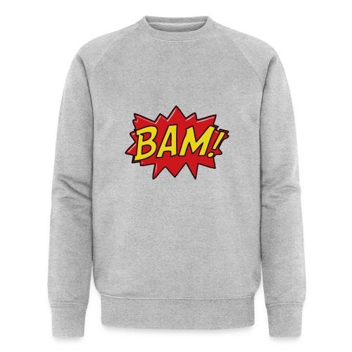 bamtamelijk - Mannen bio sweatshirt