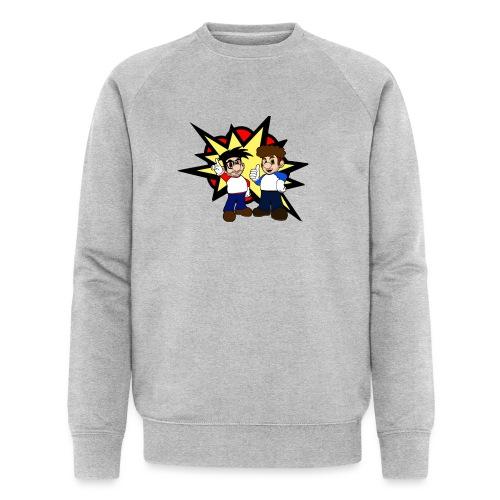 SSB Design - Männer Bio-Sweatshirt von Stanley & Stella