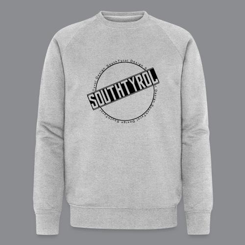 SouthTyrol Kreisform - Männer Bio-Sweatshirt von Stanley & Stella