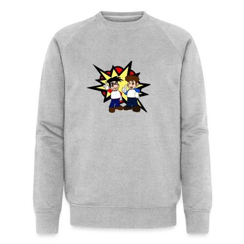 SSB Design - Männer Bio-Sweatshirt