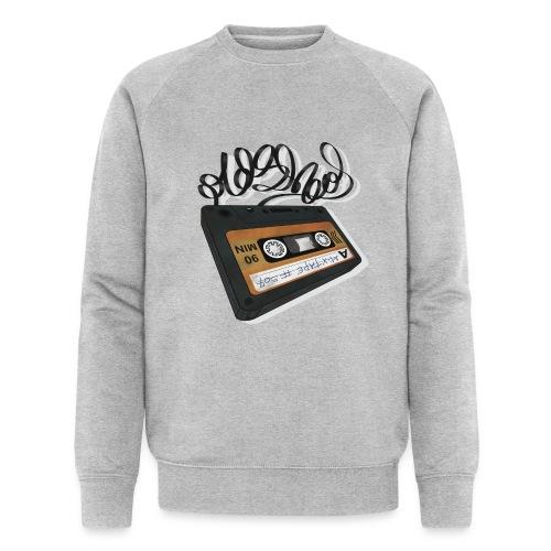 Oldschool Mixtape 507 - Økologisk sweatshirt til herrer
