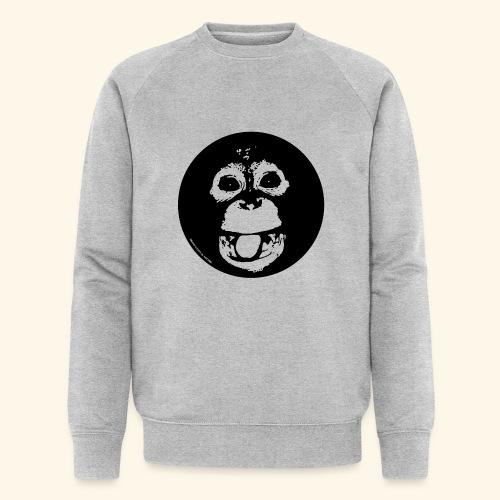 Lustiger Orang - Männer Bio-Sweatshirt von Stanley & Stella