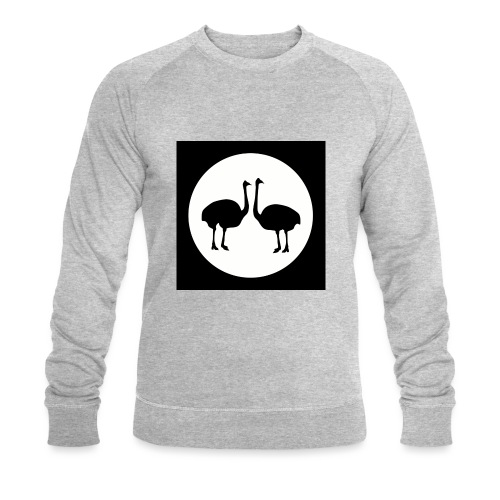 Strauß - Männer Bio-Sweatshirt von Stanley & Stella