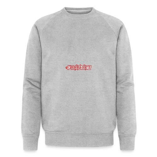 #Heroarmy - Männer Bio-Sweatshirt von Stanley & Stella