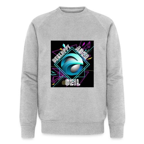 BeklopptAberGeil Shop - Männer Bio-Sweatshirt von Stanley & Stella