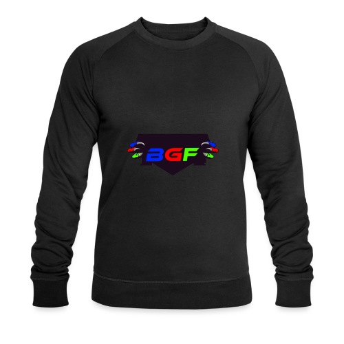 The BGF's ARMY logo! - Men's Organic Sweatshirt