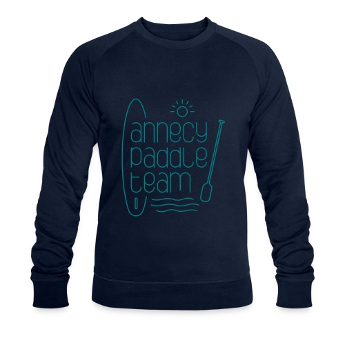 Annecy sup paddle team - Sweat-shirt bio Stanley & Stella Homme