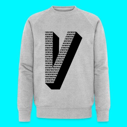 FIVES big V - Sweat-shirt bio