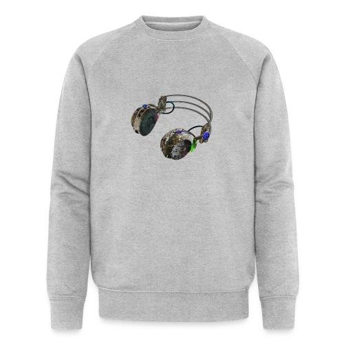 Dj music fashion - Men's Organic Sweatshirt by Stanley & Stella