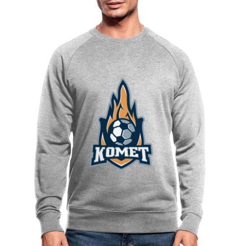 Komet - Männer Bio-Sweatshirt