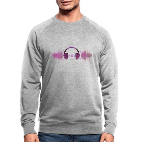Techno t shirts - Men's Organic Sweatshirt