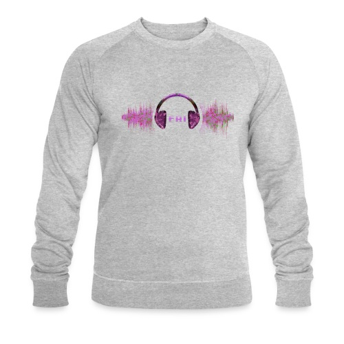 Techno t shirts - Men's Organic Sweatshirt by Stanley & Stella